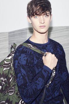 Paul & Joe Spring 2016 Menswear - Collection - Gallery - Style.com