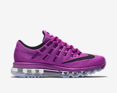 SALE!! Swarovski Nike Purple Air Max 2016 Blinged with SWAROVSKI® Crystals
