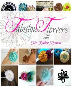 Fabulous Flowers - The Ribbon Retreat Blog
