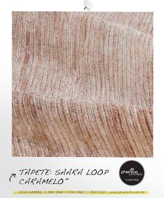 Phenicia Concept - Tapete: Saara Loop Caramelo