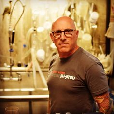 """181 Likes, 5 Comments - Drinky Fun Time (@drinkyfuntime) on Instagram: """"What are YOU looking at?! Had an epic staredown with Maynard James Keenan (aka @puscifer) in…"""""""