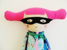 Super Girl Superhero  - TashiBear,