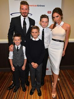 DAVID Beckham is excitedly planning TWO more additions to his brood — even though it might 'scare' wife Victoria. The former Manchester United star already has four ...