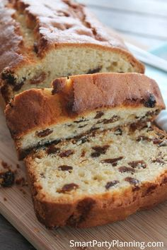 The Most Amazing Fruit Loaf Recipe - Miller is Home Light Fruit Cake Recipe, Best Fruit Cake Recipe, Fruit Loaf Recipe, Loaf Recipes, Easy Cake Recipes, Sweet Recipes, Baking Recipes, Dessert Recipes, Fruit Bread
