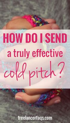 New to freelance writing? New to the cold pitch? The freelance writer pitch is a challenge if you have no idea how to write it or where to send it to. Learn effective tips to cold pitch as a brand new freelance writer. Cold Calling Techniques, Cold Calling Tips, Cold Email, How To Start A Blog, How To Make Money, Legal Questions, Freelance Writing Jobs, Business Checks, Starting A Business