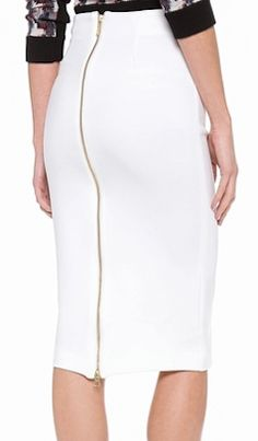 white pencil skirt  http://rstyle.me/n/qw8vnpdpe