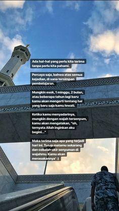 Quotes Rindu, Allah Quotes, Self Quotes, Tumblr Quotes, Quran Quotes, People Quotes, Mood Quotes, Life Quotes, Islamic Quotes Wallpaper