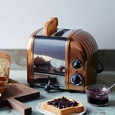 oh man, a copper toaster!
