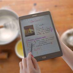"""¡Dale el uso que prefieras! Pantalla de 8 pulgadas, función """"Multi window"""", modalidad multi-usuario, compartí tu contenido con otros dispositivos y más con la #Tab A4 de Samsung. ¡En Frávega! #VidaTechie #Tablets #Tecnología"""