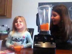 CARROT JUICE RECIPE IN A VITAMIX - https://www.vitamix.com/?COUPON=06-007871 #vitamixdiscount #vitamix #carrotjuice