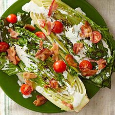 BLT Salad with Buttermilk Dressing Recipe - Key Ingredient