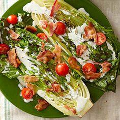 BLT Salad with Buttermilk Dressing Recipe - Key Ingredient