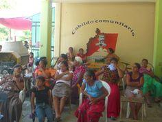 México: Caravana en defensa de la autodeterminación de la comunidad de Álvaro Obregón es recibida con éxito