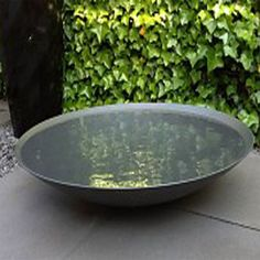 Steel Water Bowl | The Pot Company. Garden Plant Pots | Garden Planters | Planters | Terracotta Pots | Large Plant Pots