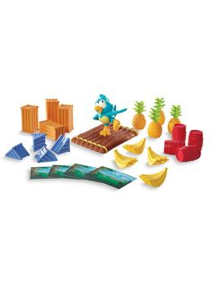 Parrot Pile-Up Game  Cargo #Power #FrameKids