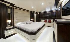 Filippetti Navetta 30, VIP Cabin