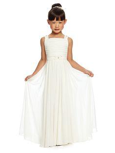 0174690006d Flower Girl Dress FL4047. The Dessy Group