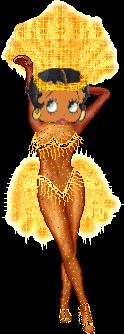 bling betty boop gowns | Betty Boop Pictures, Images, Graphics, Comments