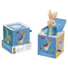 Peter Rabbit - Peter Rabbit Jack In A Box