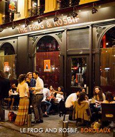 Bordeaux: Le Frog and Rosbif Pub