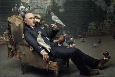 John Malkovich by Mark Seliger