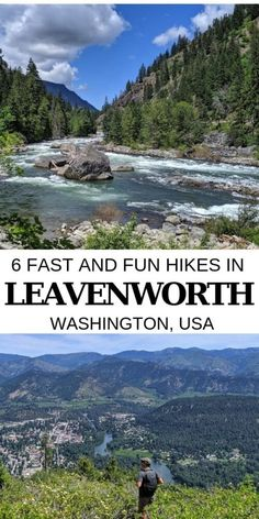Places To Travel, Places To See, Travel Destinations, Leavenworth Washington, Hiking Trails, Hiking Gear, Hiking Backpack, Hiking Food, Backpacking Tips