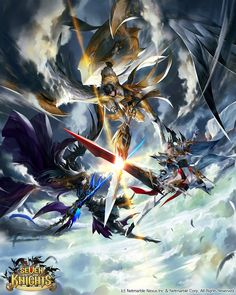 1533 Best Seven Knights images in 2019 | Seven knight, Knights, Knight