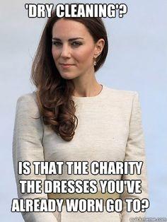 Hahaha Kate middleton memes