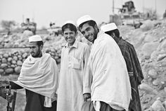 Men, Afghani, Persons, Muslim