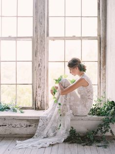 'Cheyenne' from the new Romantique collection by Claire Pettibone. Click to view more details.