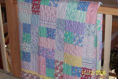 1930's Vintage Quilt by inthesewingbasket, via Flickr