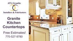 Affordable Granite Countertops Woodstock. ATL Granite Installers & Fabricators - Gorgeous Countertops! Instalación de Mármol y Granito en Atlanta.