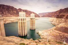 Hoover Dam am Colorado River