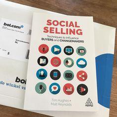 En nummer 2 is binnen... #socialselling