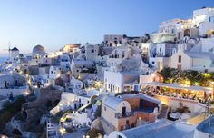Santorini First time in Greece: top 10 experiences