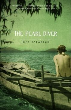 The Pearl Diver by Jeff Talarigo. Historical fiction. A nineteen year old Japanese pearl diver discovers she has leprosy. She knows that the shame attached to it is inescapable: rejection by her family and exile. No more than two months elapse before authorities send her off to a leprosarium on the island of Nagashima where she is instructed to forget her past, to strike her name from the family register, and ordered to choose a new name.