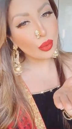 indiatrend on Instagram: @shannonmannofficial styles the Antra Nose ring! Love her look and @pinkorchidstudio is launching a new vegan line of lashes that you… Nose Rings, Septum Ring, Love Her, Lashes, Audio, Product Launch, Vegan, Instagram, Jewelry