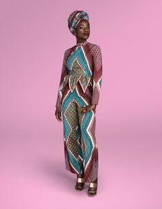 Stylish Plus-Size Fashion Ideas – Designer Fashion Tips African Attire, African Dress, Stylish Plus, Fashion 101, Fashion Lookbook, Contemporary Style, African Fashion, Plus Size Outfits, Plus Size Fashion
