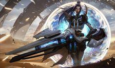 Pulsefire Caitlyn - League of Legends