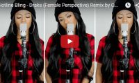"""Hotline Bling – Drake (Female Perspective) Remix by Ceresia Speaking of """"Hotline Bling"""", check out YouTube sensation Ceresia doing her version of Drake's song which some relate her vocals to that of Rihanna's. We've included the actual song by Drake, for those of you who are not familiar with the song…"""