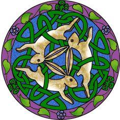three hares - Pesquisa Google