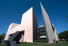 1983 Ieoh Ming Pei. Edificio Este de la National Gallery of Art de Washington D.C.