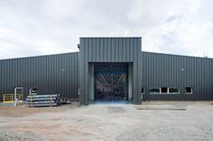 #Location 36 mois d'un #bâtiment industriel #démontable de 1800 m². #legoupilindustrie.