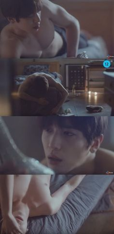 Yonghwa - CNBLUE  -  ahh!!  damn.....  this is like dangling a hot, juicy steak in front of a starving woman...