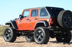 Fastback Jeep