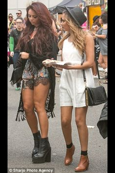 Jades outfit though