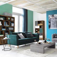 Descubre todo lo que puedes conseguir en la decoración de tu casa si aprendes a combinar colores de forma acertada. Un sinfín de ideas a tu alcance.