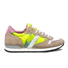 D.A.T.E. Sneakers Collection /Italian design/ Daffodil Fantasy.http://www.date-sneakers.com/home