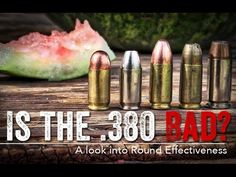 """Is .380 s Bad Round? 