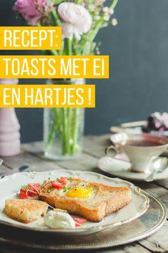 #valentijnsdag #valentijn #ontbijt #romantisch #heart #valentinesday #valentine #romantic #breakfast #toast
